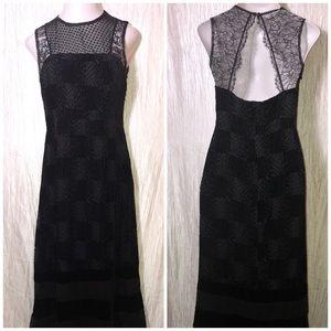 Formal Long Dress prom wedding black tie
